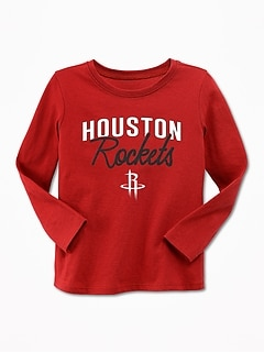 NBA&#174 Team Graphic Tee for Toddler Girls