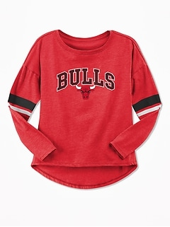 Relaxed NBA® Team Graphic Tee for Girls