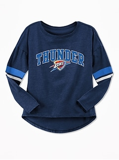 Relaxed NBA&#174 Team Graphic Tee for Girls