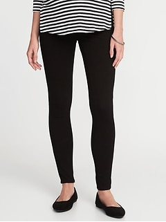 Maternity Front Low-Panel Rockstar 24/7 Jeggings