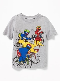 Sesame Street&#174 Graphic Tee for Toddler Boys