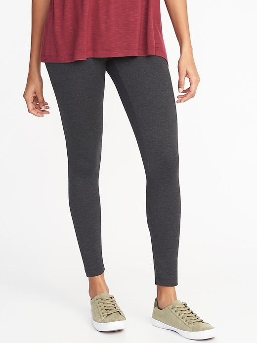 Jersey Leggings for Women