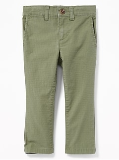Skinny Ultimate Built-In Flex Pants for Toddler Boys