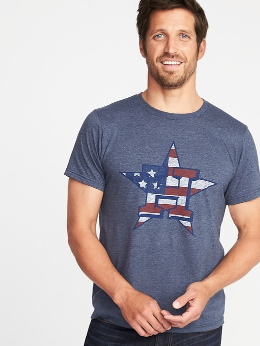 MLB&#174 Americana Team Tee for Men