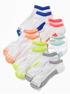 Athletic Sock 6-Pack for Girls