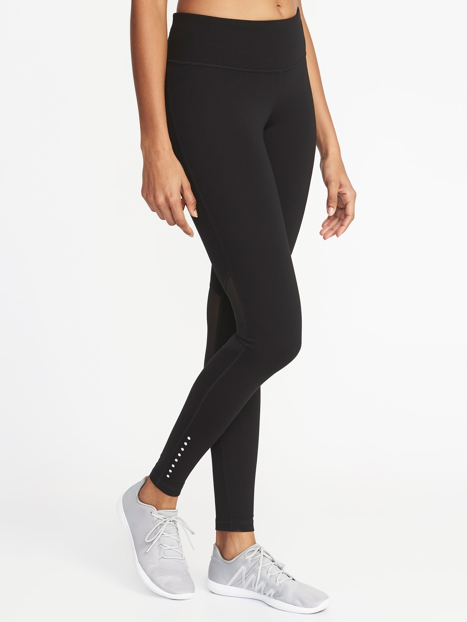 bdce8bbc899fa Mid-Rise Elevate Lightweight Compression Run Leggings for Women | Old Navy