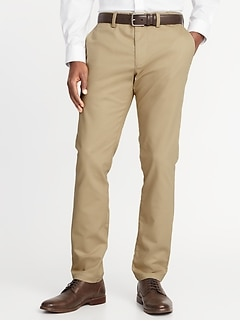 Slim Built-In Flex Non-Iron Ultimate Pants for Men