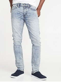 Slim 24/7 Built-In Flex Jeans for Men