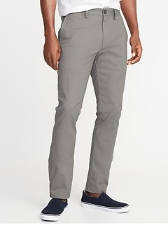 Skinny Ultimate Built-In Flex Khakis for Men
