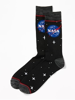 NASA&#174 Trouser Socks for Men