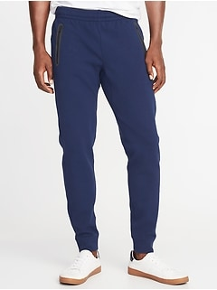 Dynamic Fleece 4-Way Stretch Joggers for Men