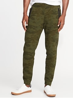 Camo Dynamic Fleece 4-Way-Stretch Joggers for Men