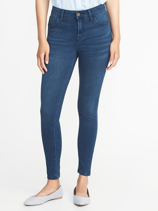 High-Rise Rockstar 24/7 Super Skinny Jeans for Women