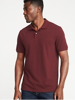Moisture-Wicking Pro Polo for Men