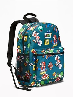 Super Mario&#153 Backpack for Kids