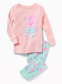 Peppa Pig&#153 Sleep Set for Toddler Girls & Baby