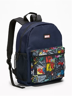 Marvel Comics&#153 Super-Heroes Backpack for Kids