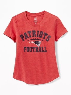 NFL&#174 Team Graphic Tee for Girls