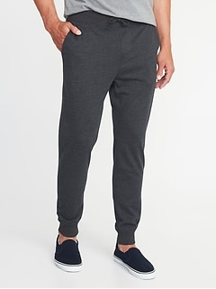 Soft-Washed Jersey-Knit Joggers for Men