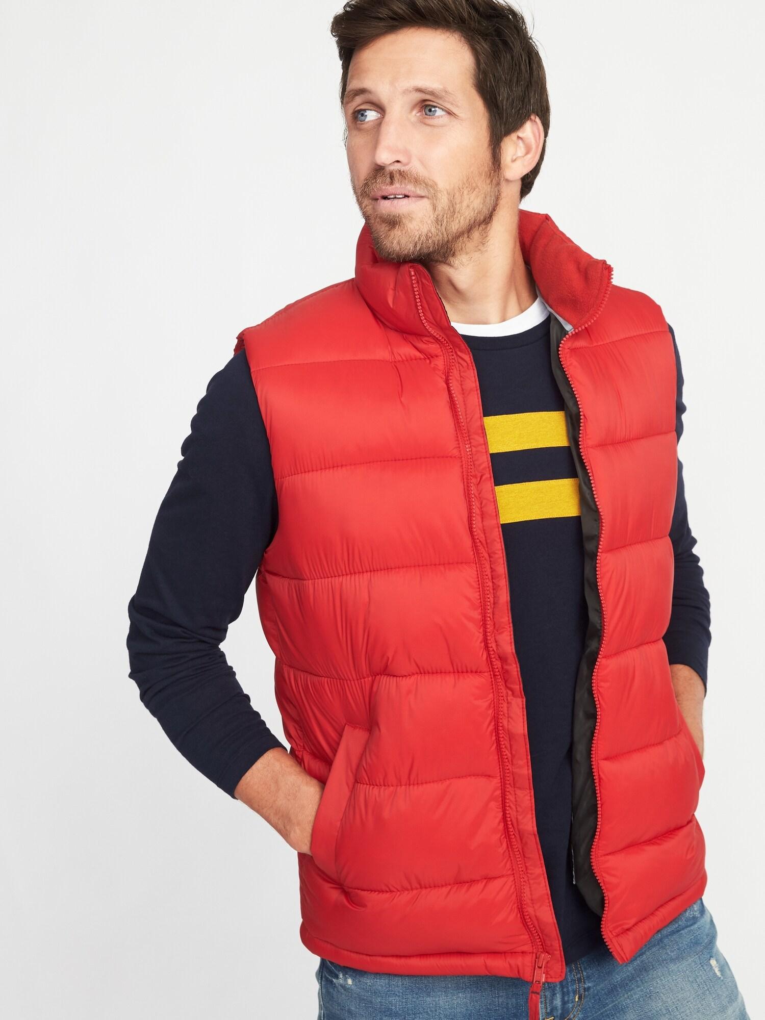 9eac02de6eae Frost-Free Puffer Vest for Men