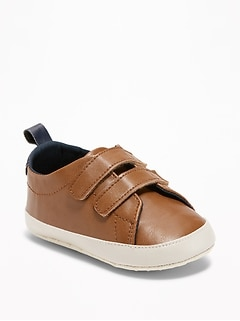 Secure-Close Sneakers for Baby