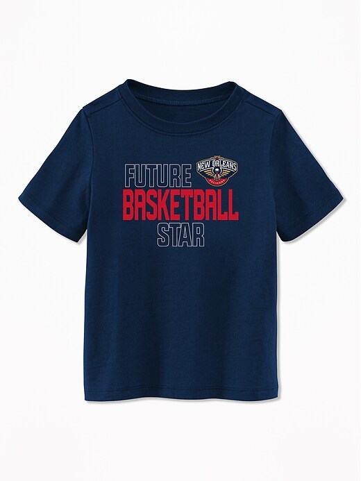 "NBA&#174 ""Future Basketball Star"" Team Graphic Tee for Toddler Boys"