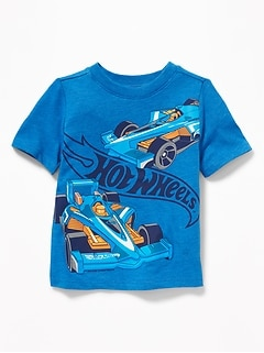 Hot Wheels&#153 Graphic Tee for Toddler Boys