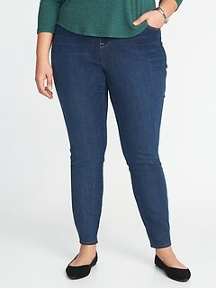 High-Rise Plus-Size Rockstar Jeggings