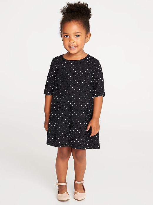 Printed Swing Dress For Toddler Girls by Old Navy