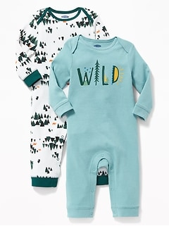 2-Pack One-Piece for Baby
