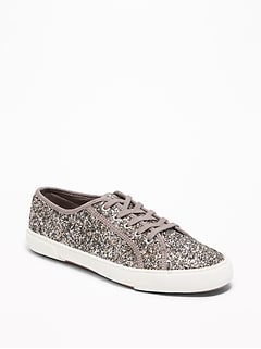 Glitter Sneakers for Women