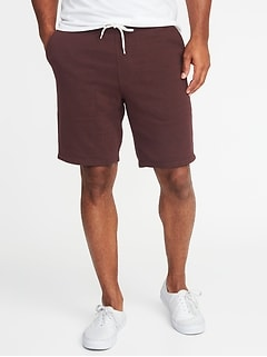 Drawstring Jogger Shorts for Men - 9-inch inseam