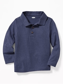Jersey Polo for Toddler Boys