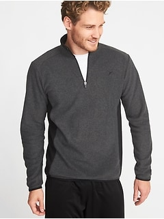 Go-Warm Performance Fleece 1/4-Zip Pullover for Men
