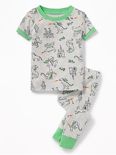 Dragons & Knights Sleep Set for Toddler & Baby
