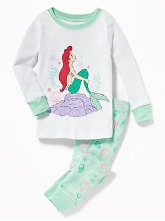 Disney&#169 The Little Mermaid Sleep Set for Toddler & Baby
