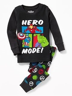 "Marvel&#153 Avengers ""Hero Mode!"" Sleep Set for Toddler & Baby"