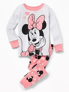Disney&#169 Minnie Mouse Sleep Set for Toddler & Baby