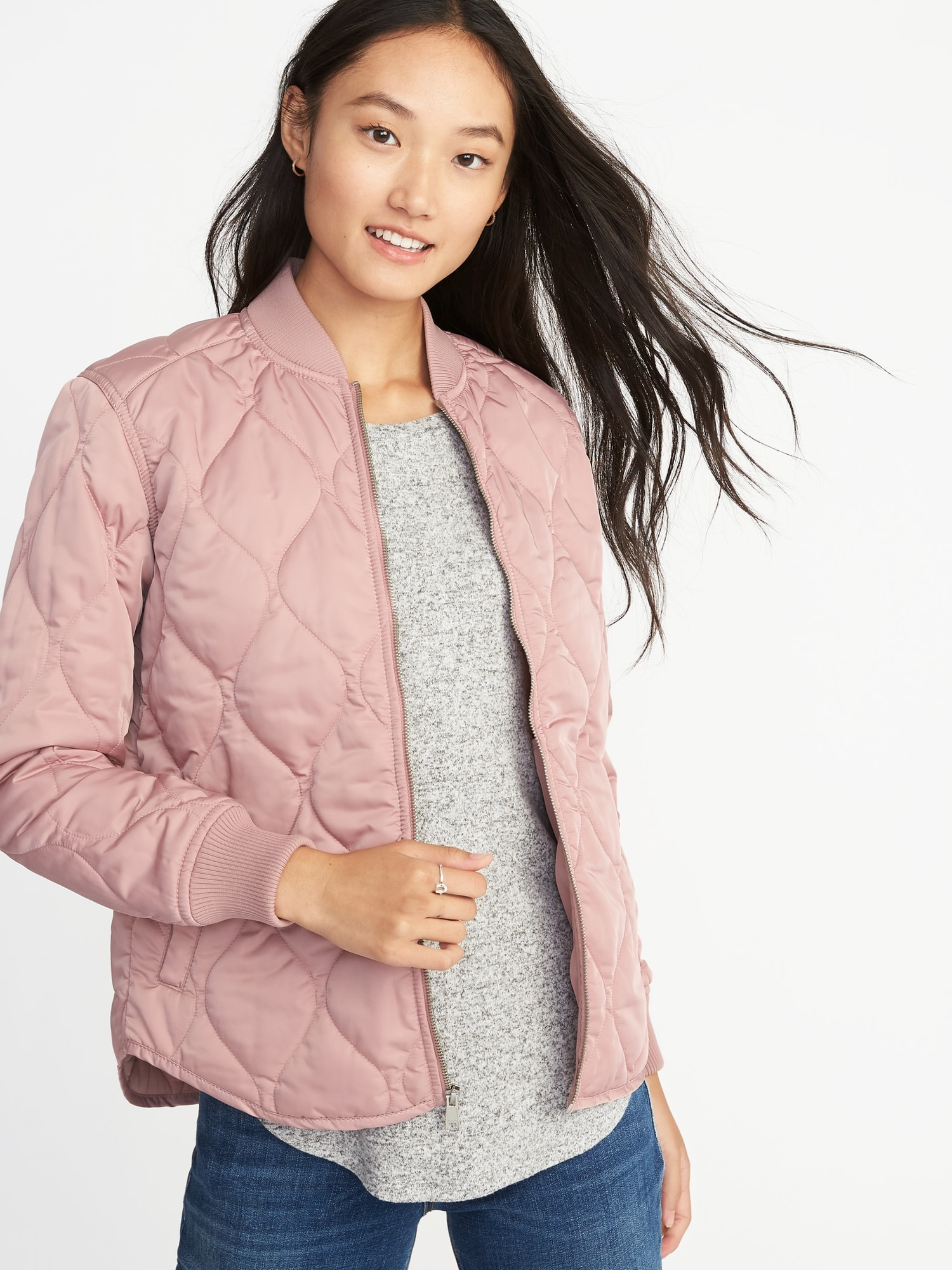 Lightweight Quilted Jacket For Women Old Navy