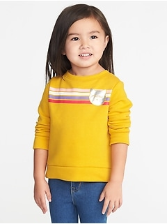 Graphic Sweatshirt for Toddler Girls
