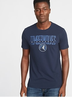 NBA&#174 Team Graphic Tee for Men