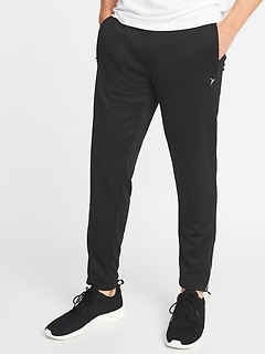 Go-Dry French-Terry Run Pants for Men