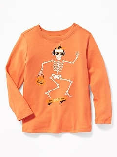 Halloween Graphic Tee for Toddler Boys