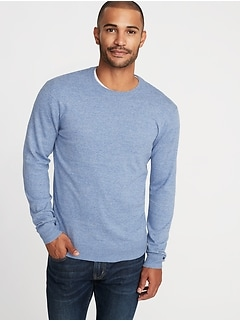 Crew-Neck Sweater for Men