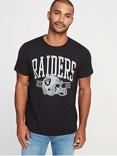 NFL&#174 Team-Graphic Slub-Knit Tee for Men