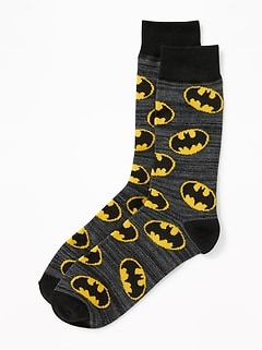DC Comics&#153 Batman Socks for Men
