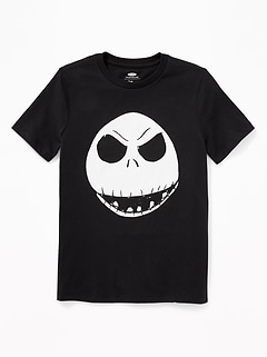 Disney&#169 The Nightmare Before Christmas Jack Skellington Tee for Boys