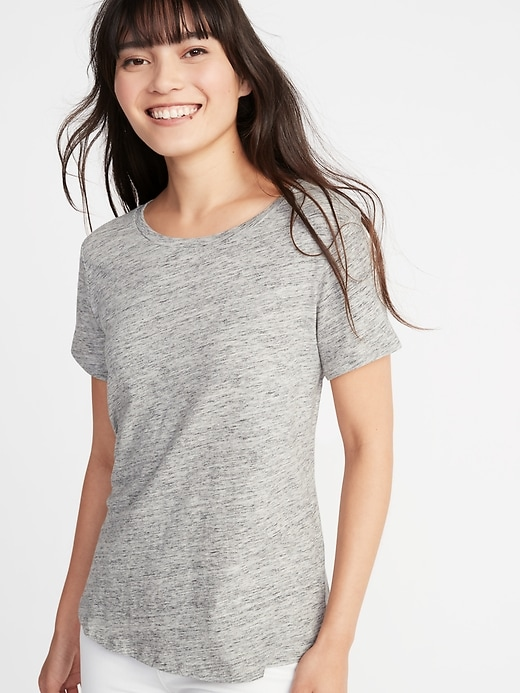 6ae90cd54 EveryWear Crew-Neck Tee for Women | Old Navy