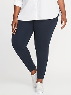 High-Rise Secret-Slim Plus-Size Stevie Pants