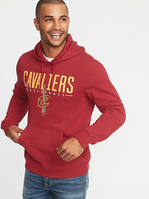 NBA&#174 Team-Graphic Pullover Hoodie for Men
